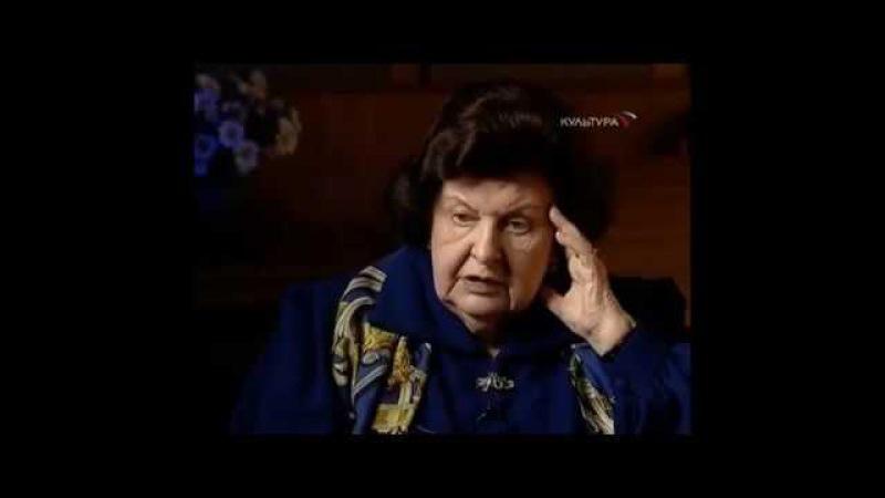 NATALIA BEKHTEREVA on Superabilities of the Brain