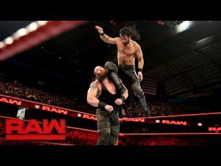 [WBSOFG] Seth Rollins vs. Braun Strowman: Raw, Dec. 26, 2016