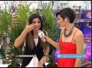 Ани Лорак в ТРК Вегас. Партийная Зона от Муз-ТВ 25.05.2014