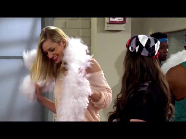 Две девицы на мели Две разорившиеся девочки 2 Broke Girls 6 сезон 16 серия Промо And the Tease Time HD