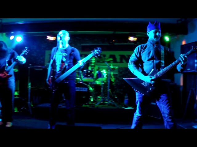 KILLSCREAM - Midas (live @ Madisan Rock Club 22012017)