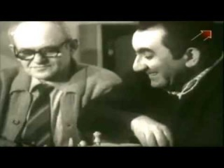 Anatoly Karpov and Tigran Petrosian Chess Blitz