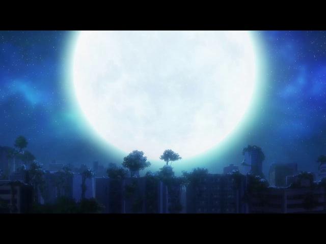 Перезапись 2 сезон 1 серия Rewrite Moon and Terra Перезапись Луна и Земля рус озв