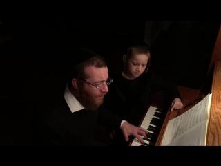 Yanky and Mendy Lemmer Sing Mitter Rochel - Rochel Mevako
