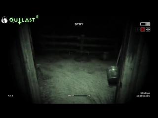 Тихое местечко - Outlast 2 - [1 кадр]