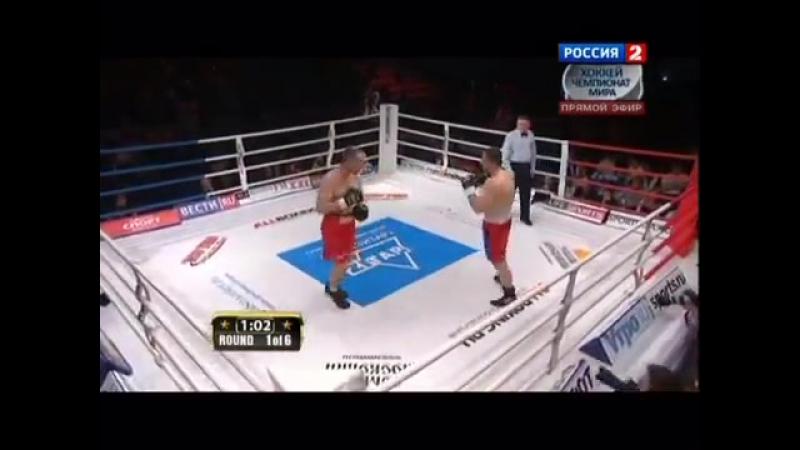 Алексей Варагушин(UKR)-Дмитрий Кудряшов(RUS)