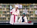 Текст сценки новые русские бабки в больнице на новый год