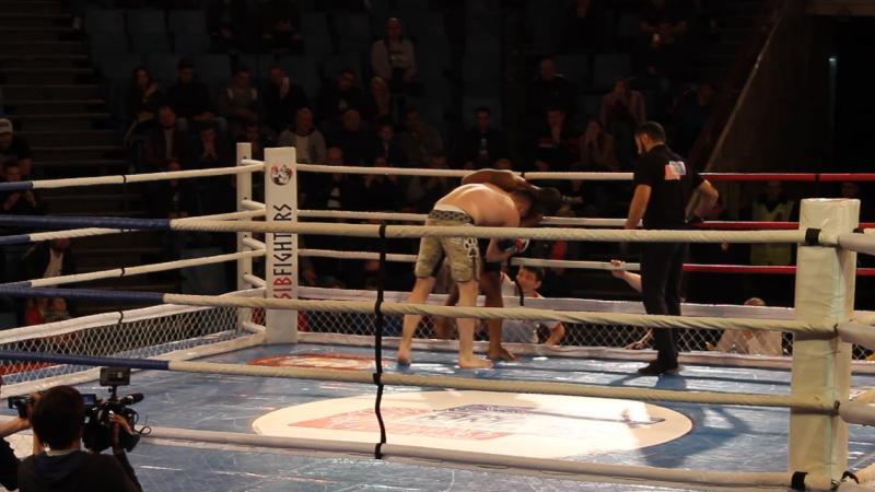 Бой Зайцева против Камерунца