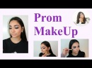 Prom Make Up Tutorial using Anastasia Beverly Hills Contour مكياج تخرج