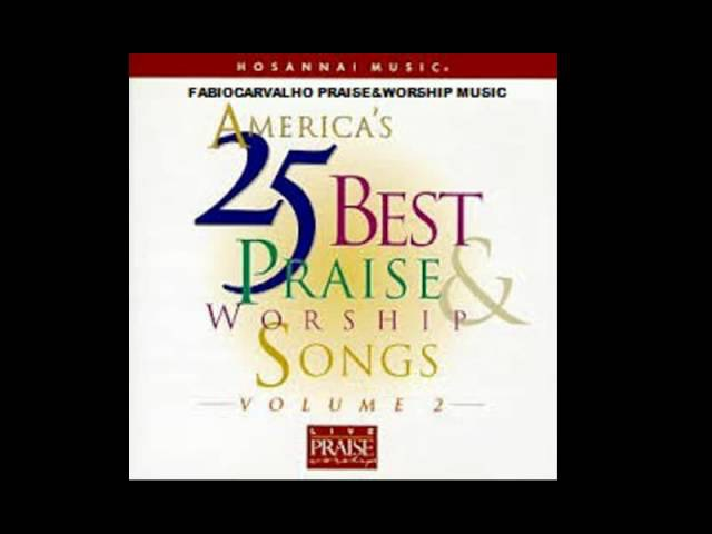 AMERICAS 25 BEST PRAISE WORSHIP SONGS VOLUME 2 - HOSANNA!MUSIC 1998 (FULL DISC)