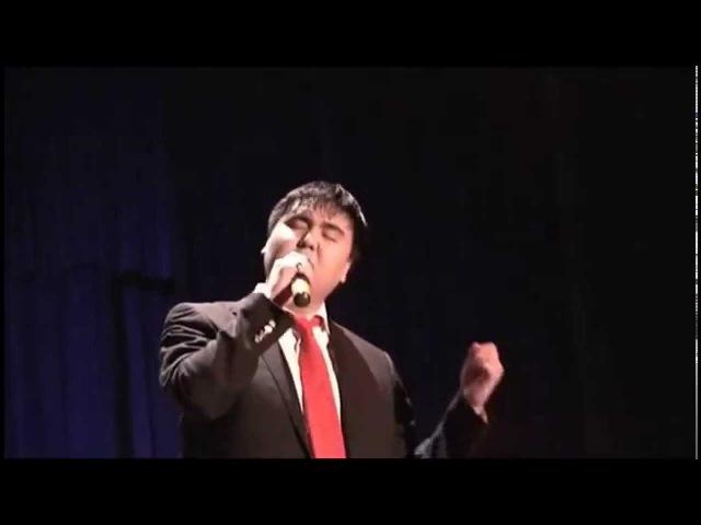 Ержан Кабдуллин Әкетай концерт в Таразе