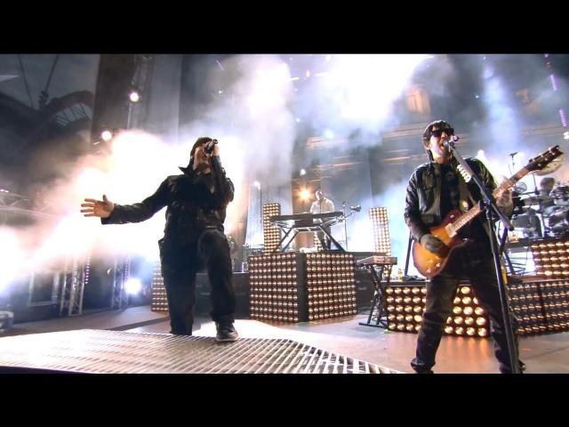 Linkin Park Madrid MTV EMAs 2010 Full Show HD