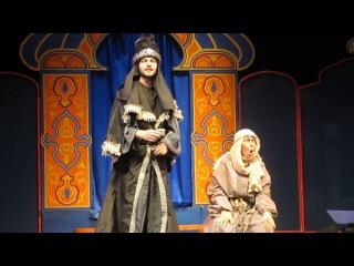 """Волшебный порошок! """"Волшебный полет над Багдадом"""" Молодежный театр на Фонтанке"""