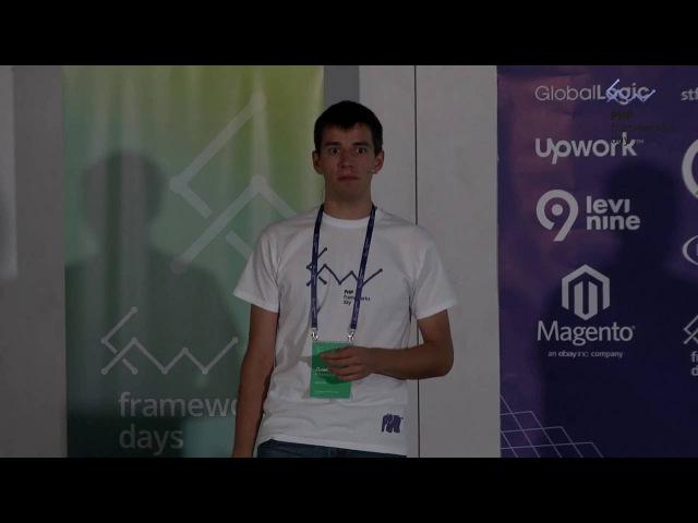 Дмитрий Науменко Профилирование в PHP c XDebug XHprof Blackfire