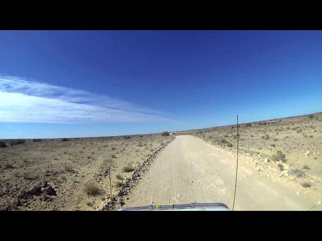 Video 340 Simpson Desert Dalhousie Springs to Red Mulga Creek
