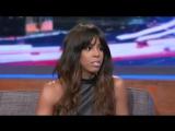 Kelly Rowland  au Arsenio Hall Show le 21 octobre 2013