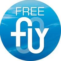 Логотип Аэротруба Free Fly (г. Екатеринбург)