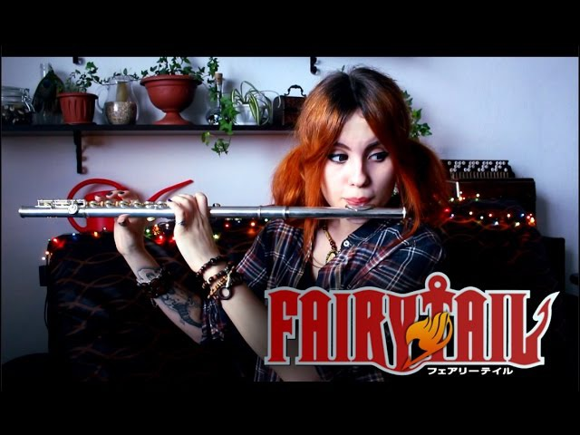 Fairy Tail - Main Theme (Gingertail Cover)