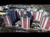 ЖКЯнинский каскад аэросъемка СПБГуру. Март 2017.