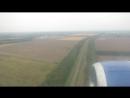 Боінг 737-400 YANAIR YE-5016 Бодрум-Київ посадка в Борисполі 15-20