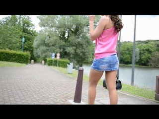 Julie skyhigh dangling in christian louboutin lady gres 16cm high heels (pink su