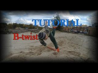 Обучение на би-твист   B-twist tutorial