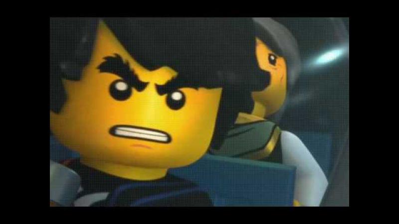 Lego Ниндзяго Мастера кружитцу 4 сезон 8 серия