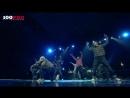 Сборная России по брейк дансу на Чемпионате Мира во Франции World of street dance в 2013 г. Bad Balance - Московский олд скул