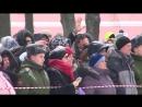 Курсанты Учебного центра Железнодорожных войск приняли присягу