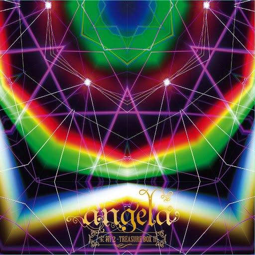 Angela альбом Treasure Box II