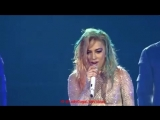 Lady Gaga singing #MarryTheNight #JWT