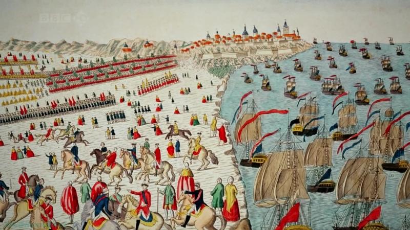 BBC «Морская держава (3). На гребне волны» (Познавательный, история, исследования, 2009)