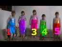 Learn Cartoon Heroes 👗Dress👗Colors With Five Little Baby Jumping On The Bad Educational Good Songs