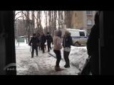 Подозреваемый на месте происшествия рассказал подробности убийства в Липецке