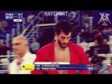Ваэ Тутхалян — Highlights   Чемпионат мира по самбо 2017