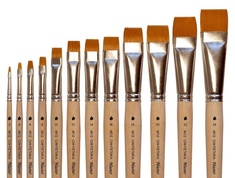 u1fmaf7EXfU - Как выбрать кисть для масляной живописи?