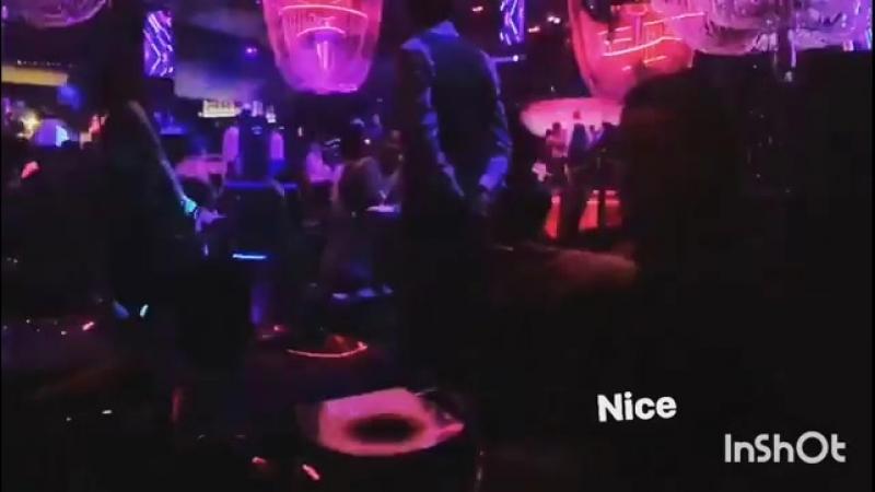 Les Twins at Cavalli Club Dubai! 🌟🌟🌟Via Lau's and Larry's IGSs 👻