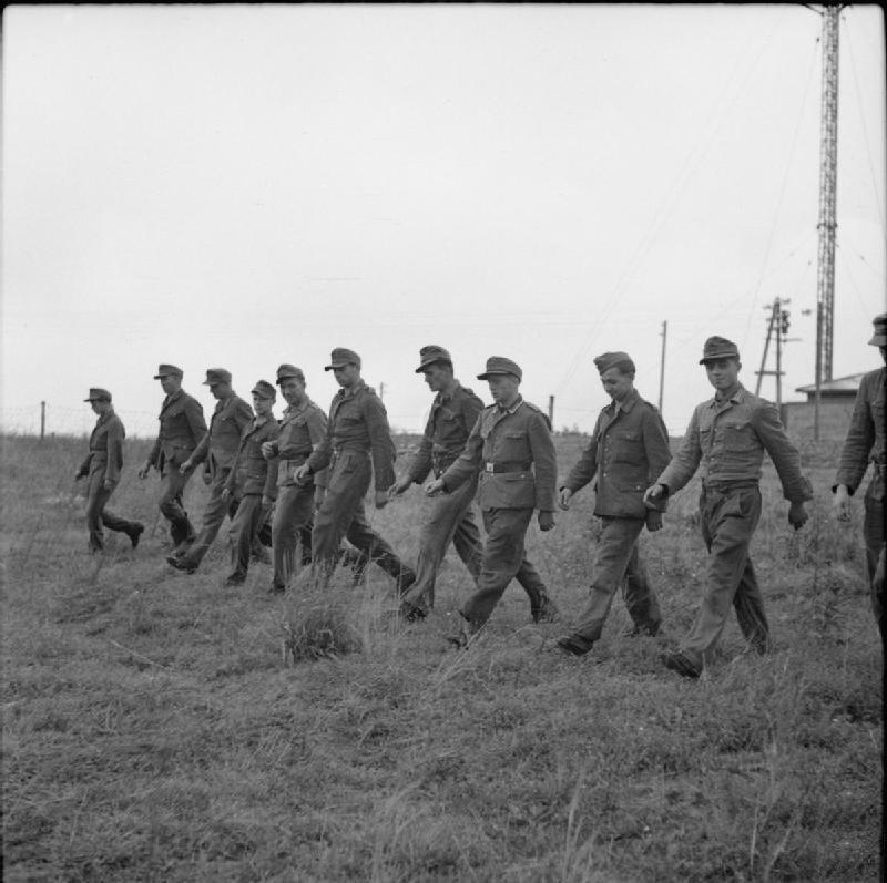 Гарантируя результат. Дания, 1945