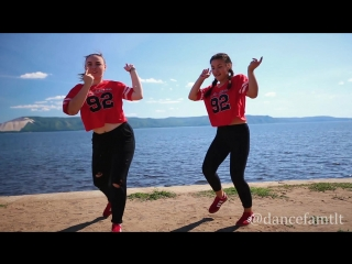 Dasha & Polina - Dancehall - (трек: Miyagi – Детка Ламбада )