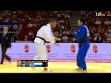Judo Grand-Prix Budapest 2018 Final -100kg WOLF Aaron JPN-FREY, Karl-Richard GER