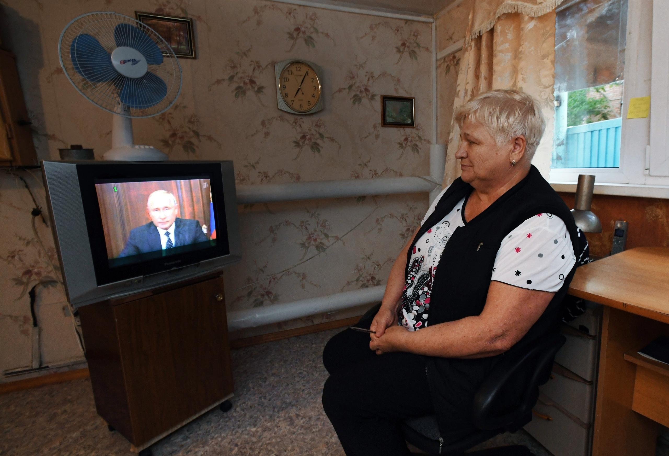 Путин выступил с телеобращением по поводу пенсионной реформы