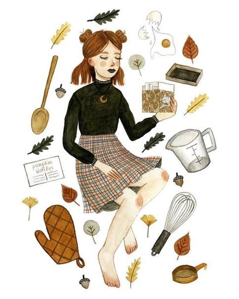 причины жить: осенняя версия • распорядок и рутина, которые ты выберешь, когда начнётся школа • чувство продуктивности • прекрасные цвета осени • большие уютные свитера • хэллоуин, время снова