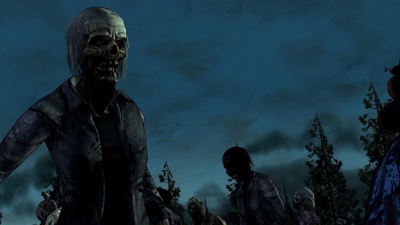 Игра The Walking Dead