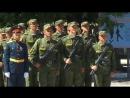Присяга студентов военной кафедры АлтГТУ 2018 год