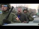 В Москве состоялась ночная репетиция парада, посвященного Дню Победы