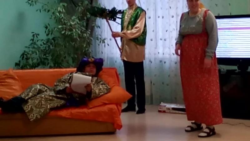 Я в образе слуги, Андрей султан и восточный танец 5 жён