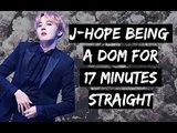 J-Hope is a complete dom and highkey sadistic don't @ me - PART 2