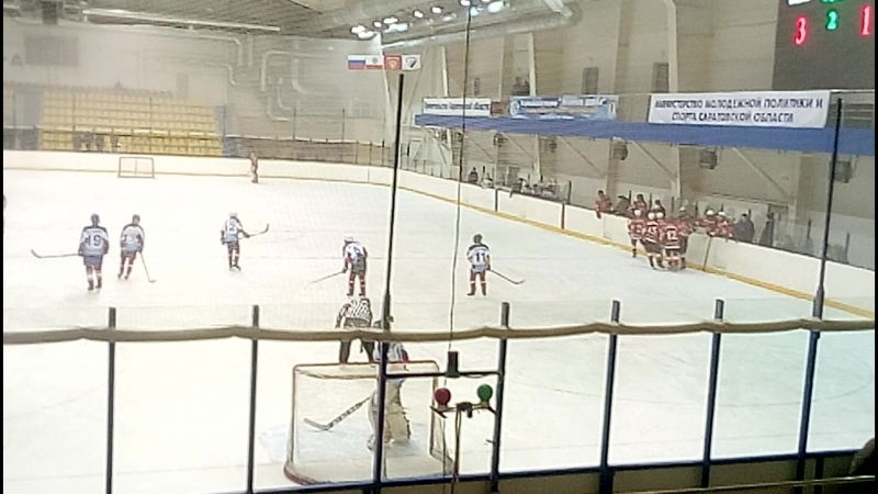 Хоккей г.Балаково Золотая шайба