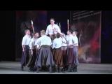 Поздравление нашего театра на юбилейном вечере в честь  Онищенко В.П