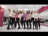 Dancehall Choreo by MARISHES Scory Kovicth ft. Admiral T - Feels Great